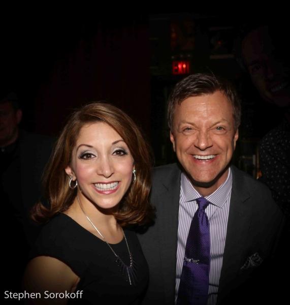 Christina Bianco & Jim Caruso