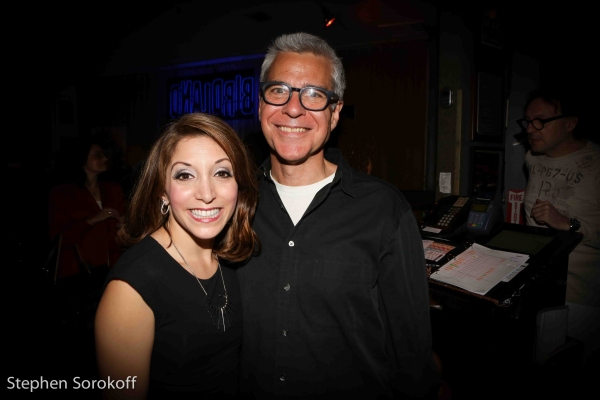 Christina Bianco & Mark Waldrop
