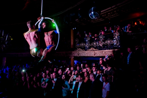 Photos: First Look at Beverley Knight, Bianca Del Rio, Joe Lycett and More in WEST END BARES 2015 'Take Off'