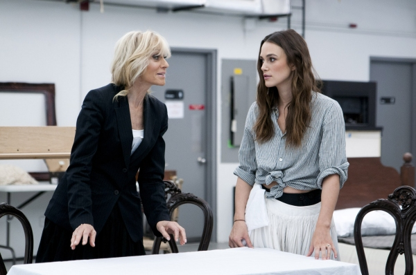 Judith Light, Keira Knightley