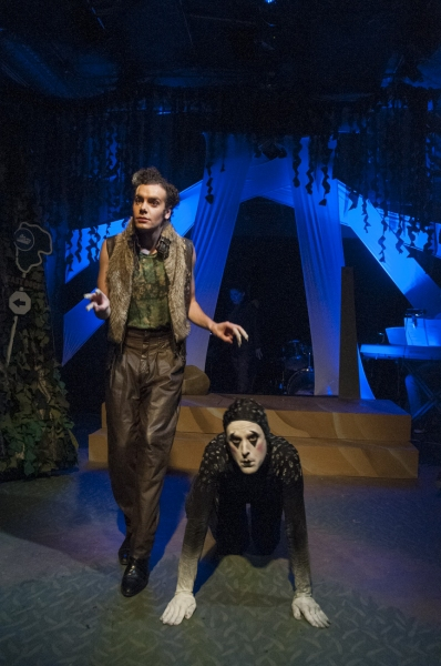 Photo Flash: First Look at Parker Guidry, Erin Daly, Neala Barron and More in the Chicago Premiere of TRIASSIC PARQ