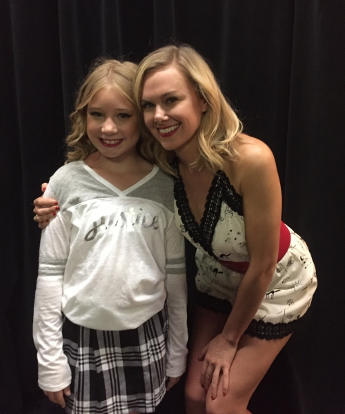 TORI MURRAY, LAURA BELL BUNDY