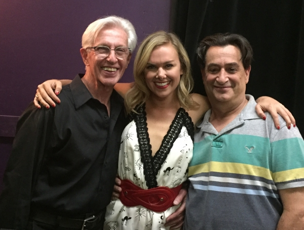 MARVIN LAIRD, LAURA BELL BUNDY, JOEL PALEY Photo