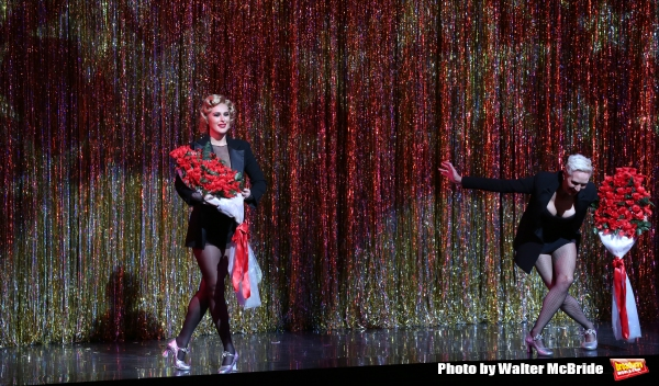 Photo Coverage: She Started with a Bang! Rumer Willis Makes Broadway Debut in CHICAGO