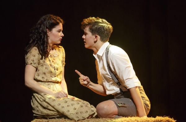 Photo Flash: The Song of Purple Summer is Back on Broadway; New Shots from Deaf West's SPRING AWAKENING!