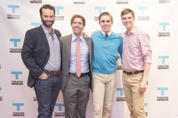 David Schlumpf, Greg Foster, Nathan M. Littleman, Jarrod Zimmerman Photo