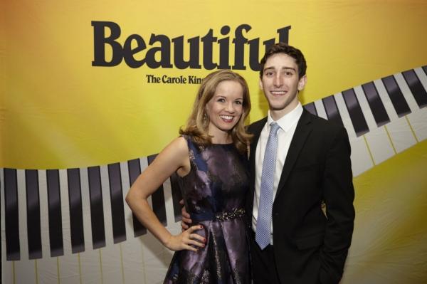 Becky Gulsvig and Ben Fankhauser