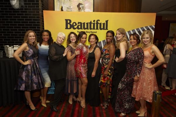 Becky Gulsvig, Britney Coleman, Music  Susan Draus, Sarah Bockel, Salisha Thomas, Suz Photo