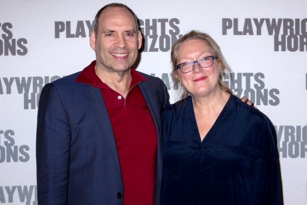 Photo Coverage: Meet the Company of Playwrights Horizons' HIR