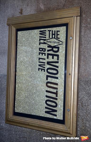 Ars Nova Revolution Benefit at the Edison Ballroom on September 21, 2015 in New York City.