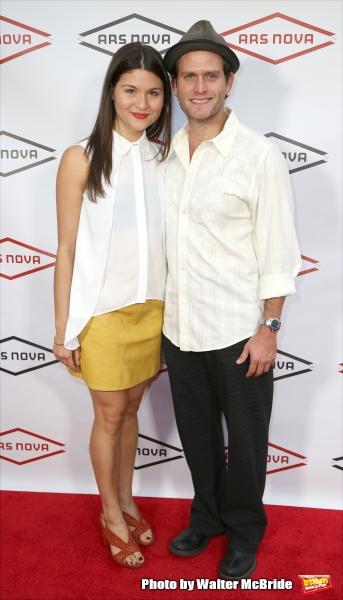 Philippa Soo and Steven Pasquale