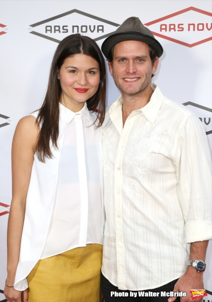 Philippa Soo and Steven Pasquale