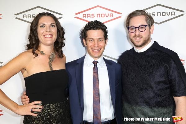 Renee Blinkwolt, Thomas Kail and Jason Eagan