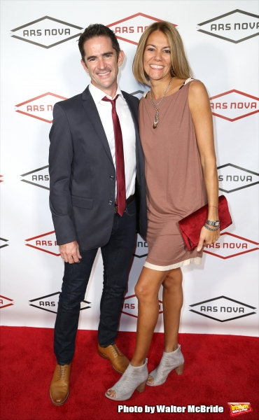 Andy Blankenbuehler and Elly Blankenbuehler