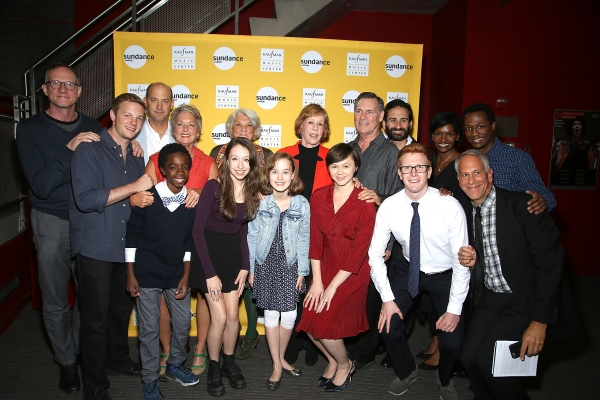Mark Brokaw, Will Pullen, Anthony Edwards, Michele Pawk, Caleb McLaughlin, Tyne Daly, Izzy Hanson-Johnston, Sydney Lucas, Carol Burnett, Emily Skeggs, Jenny Jules, William Jackson Harper, Phillip Himberg