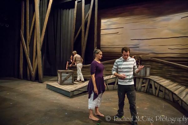 Exclusive: A Behind the Scenes Look at EVANGELINE in Charlottetown