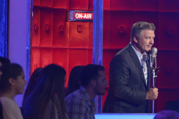BEST TIME EVER WITH NEIL PATRICK HARRIS -- Episode 102 -- Pictured: Alec Baldwin -- (Photo by: Virginia Sherwood/NBC)