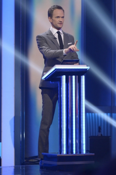BEST TIME EVER WITH NEIL PATRICK HARRIS -- Episode 102 -- Pictured: Neil Patrick Harris -- (Photo by: Virginia Sherwood/NBC)
