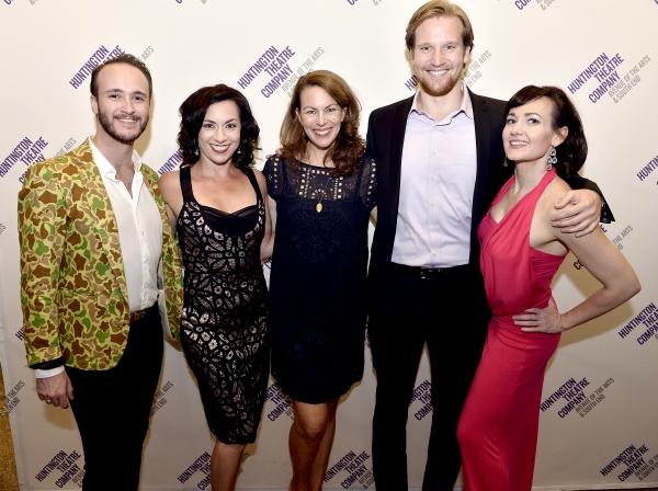 Photo Flash: Inside Opening Night of Huntington's A LITTLE NIGHT MUSIC