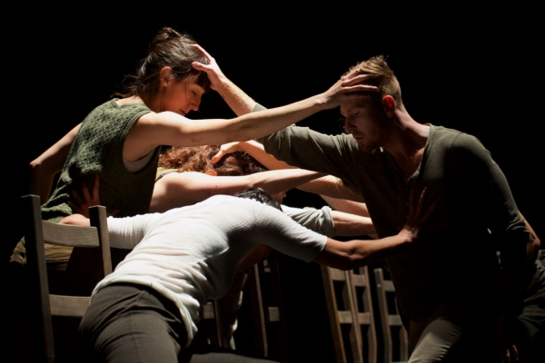Photos: First Look at ProArteDanza's 'Beethoven's 9th - 2nd Movement'
