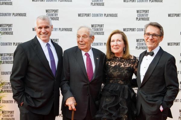 Michael Ross, John Samuelson, Barbara; Mark Lamos