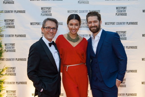 Mark Lamos,; Renee Morrison; and Matthew Morrison