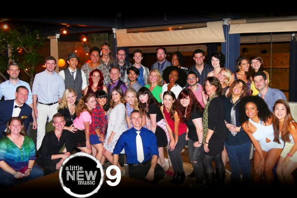 Photos: A LITTLE NEW MUSIC 9 Celebrates New Musical Theatre Writing at Rockwell