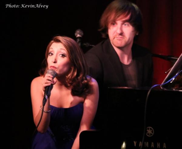 Christina Bianco and Joshua Stephen Kartes