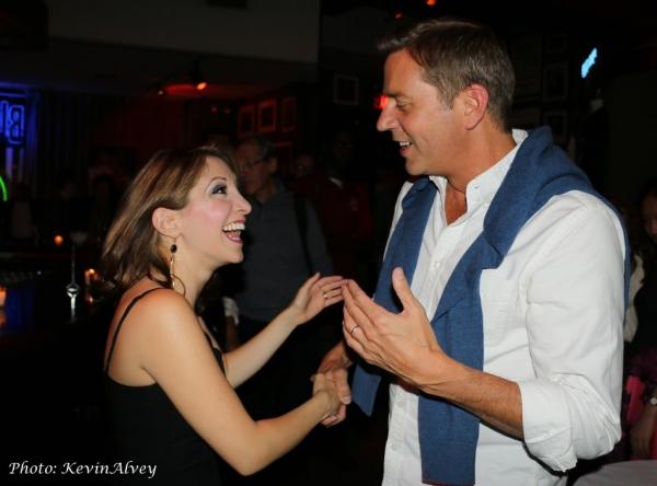 Christina Bianco and Stephen Reineke