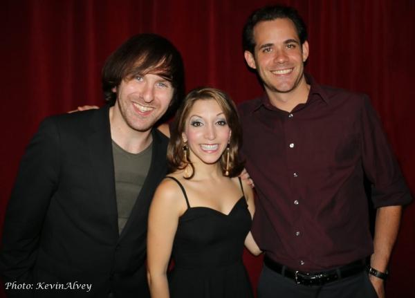 Joshua Stephen Kartes, Christina Bianco and Colin Dean