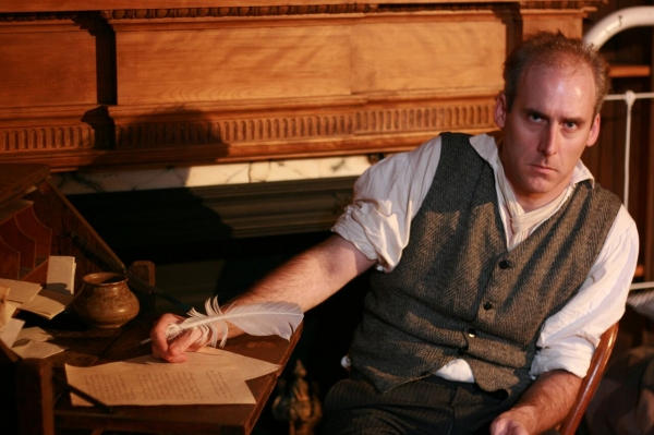 Photo Flash: First Look at THE MADNESS OF EDGAR ALLAN POE: A LOVE STORY at First Folio Theatre
