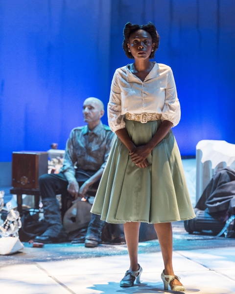 Photo Flash: First Look at Jean Anouilh's ANTIGONE at A Noise Within