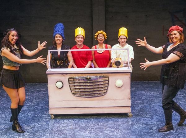 Amanda Salazar, Katie Rubin, Jouni Kirjola, Dena Martinez, John P. Lamb, Elizabeth Ho Photo