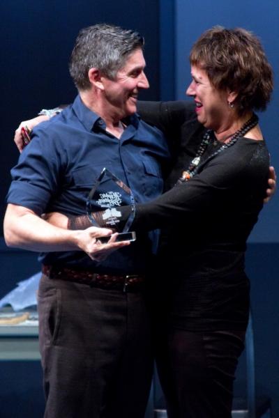 James Lecesne, Eve Ensler