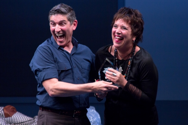 James Lecesne, Eve Ensler