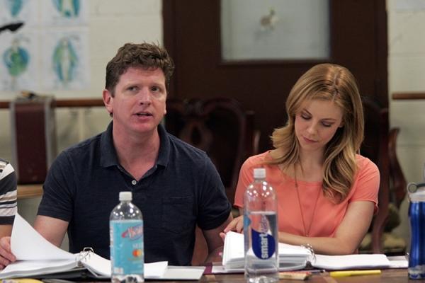 Duke Lafoon and Kirsten Scott