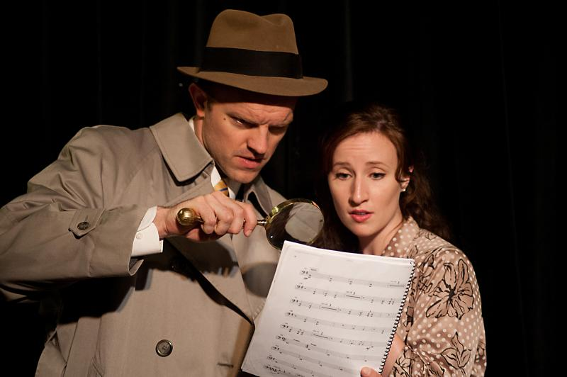 BWW Review: CURTAINS at Vintage Theatre