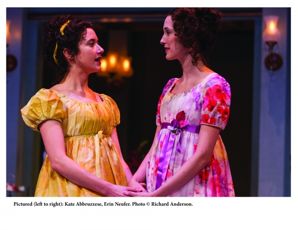 Photo Flash: First Look at AJ Shively, Kate Abbruzzese & More in Center Stage's PRIDE AND PREJUDICE