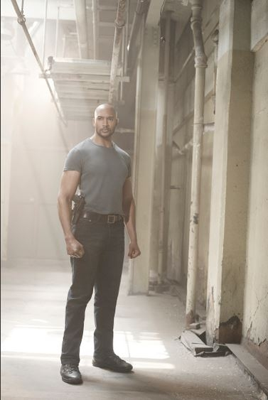 Henry Simmons Photo