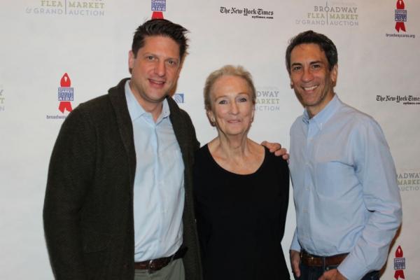 Chris Sieber, Kathleen Chalfant and Robert Sella