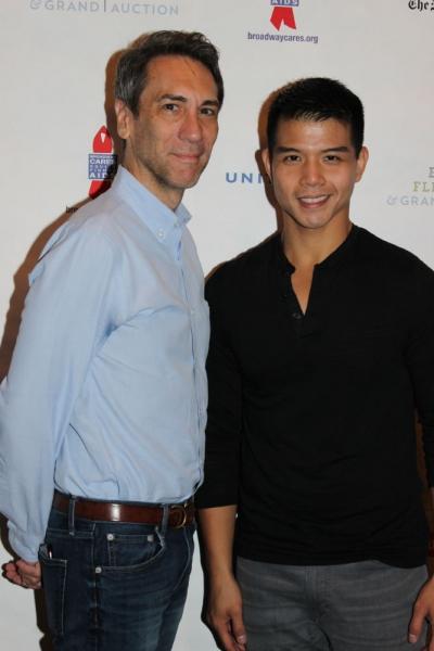 Robert Sella and Telly Leung