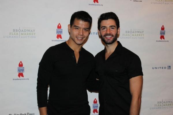 Telly Leung and Adam Kantor