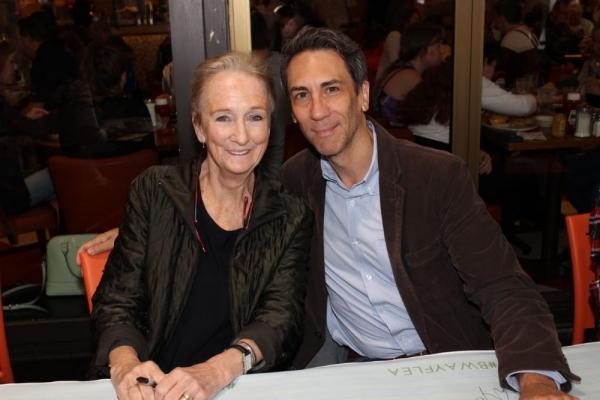 Kathleen Chalfant and Robert Sella