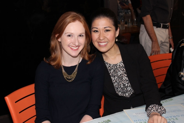 Erin Mackey and Ruthie Ann Miles