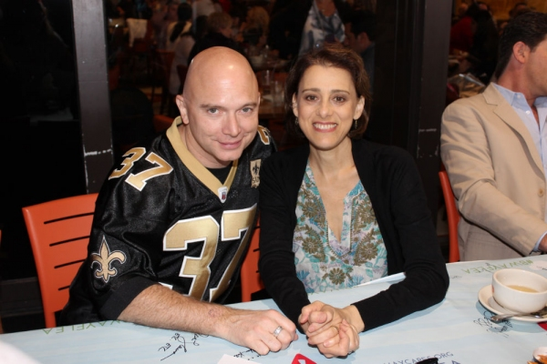 Michael Cerveris and Judy Kuhn