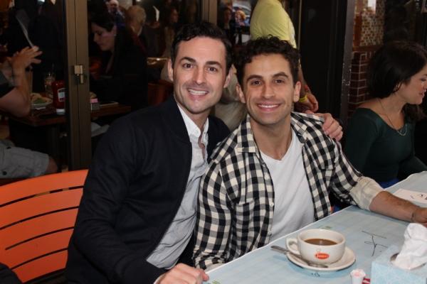 Max von Essen and Brandon Uranowitz