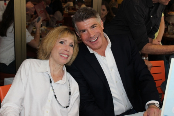 Alix Korey and Bryan Batt