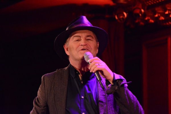 Photo Coverage: Micky Dolenz Celebrates Album Release at Feinstein's/54 Below