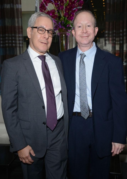 Matthew Liss and Jack Feldman Photo