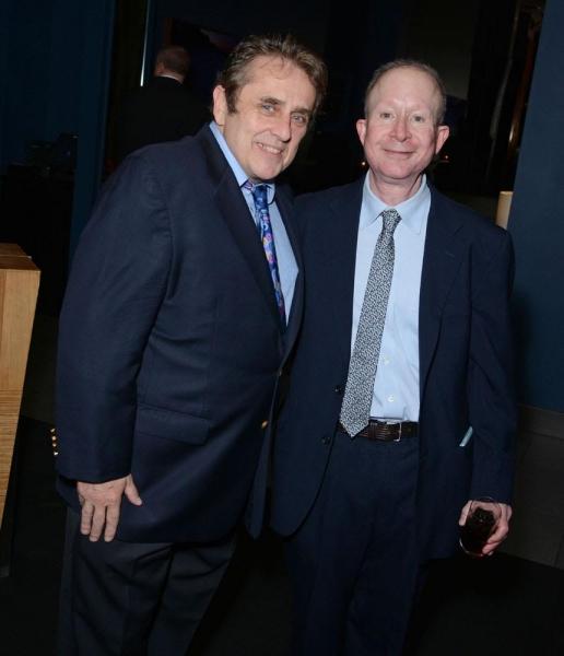 Michael McCormick and Jack Feldman